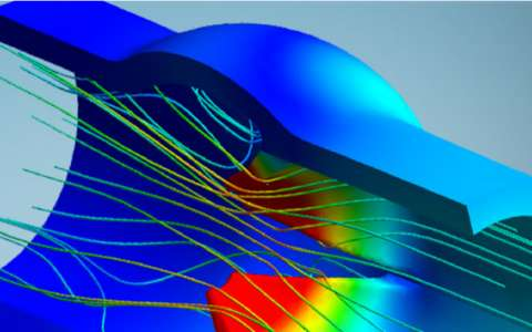 Radix | Radix engineers use CFD simulation to help diagnose