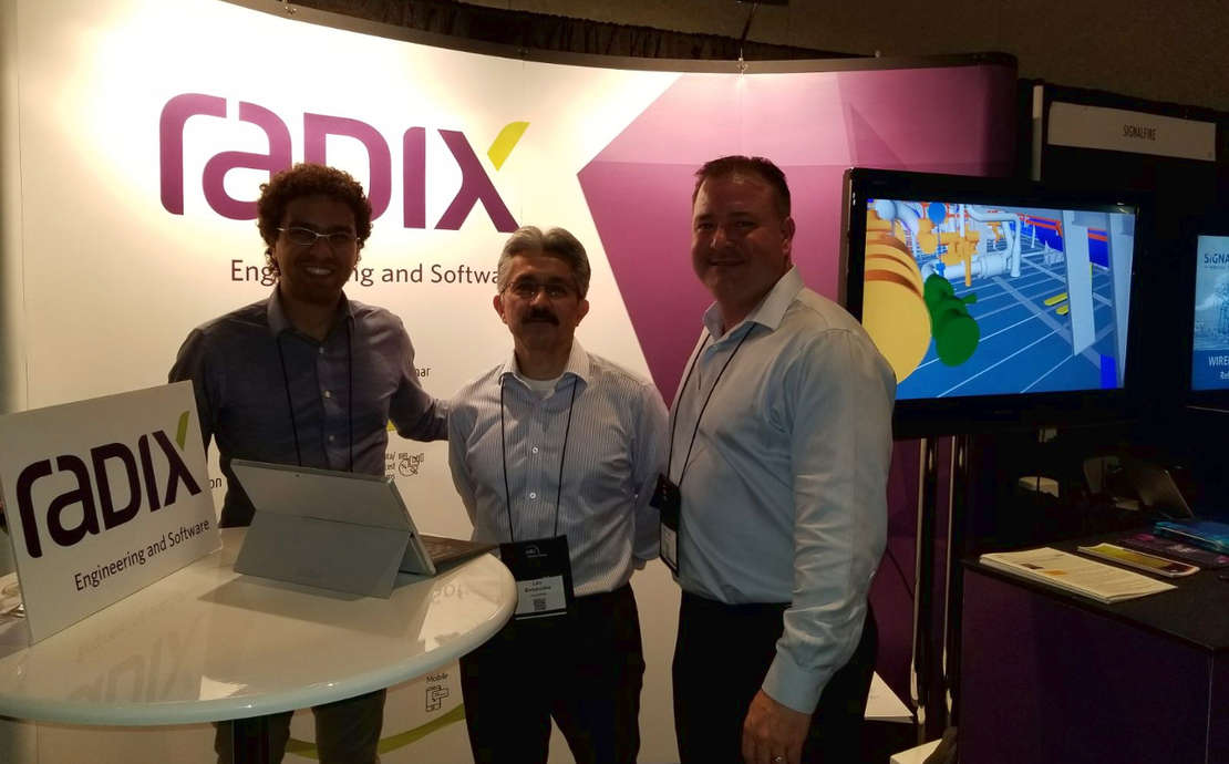 Radix at arc industry forum